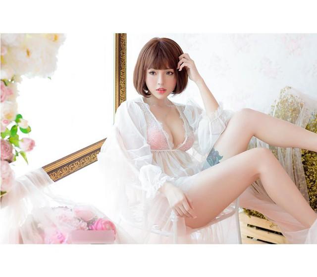 Nóng bỏng và quyến rũ với cô nàng hot girl Sài Thành mặt học sinh thân hình phụ huynh - Ảnh 4.
