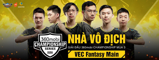 VEC Fantasy Main xuất sắc trở thành đội tuyển tham gia thi đấu Mobile Legends: Bang Bang tại SEA Games 30 - Ảnh 3.