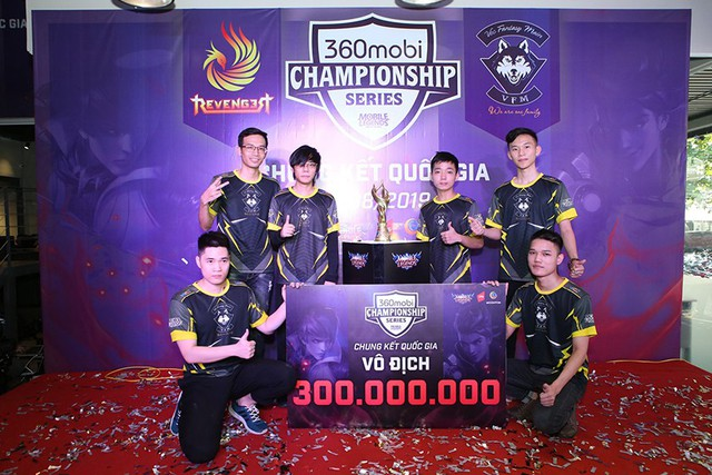 VEC Fantasy Main xuất sắc trở thành đội tuyển tham gia thi đấu Mobile Legends: Bang Bang tại SEA Games 30 - Ảnh 4.