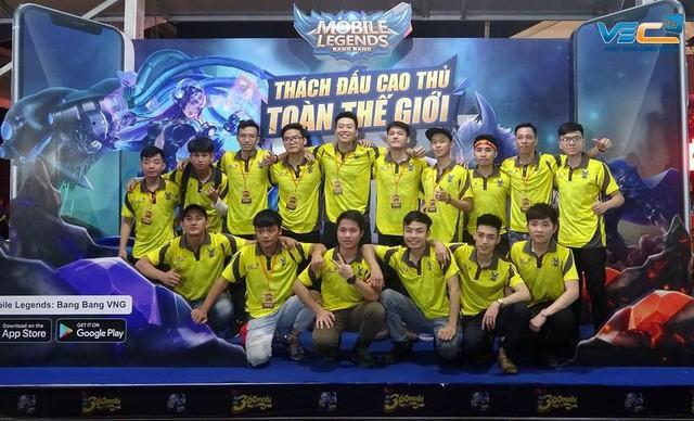 VEC Fantasy Main và hành trình trở lại ngôi vương của nhà vô địch Mobile Legends Việt Nam - Ảnh 1.