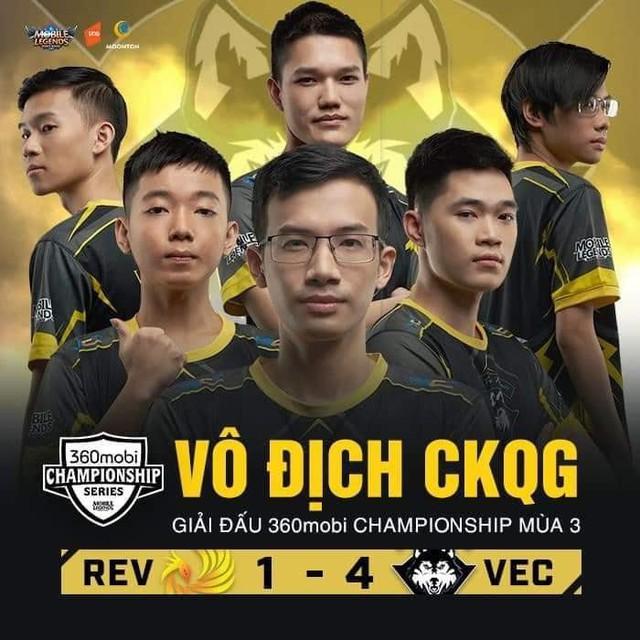 VEC Fantasy Main và hành trình trở lại ngôi vương của nhà vô địch Mobile Legends Việt Nam - Ảnh 3.