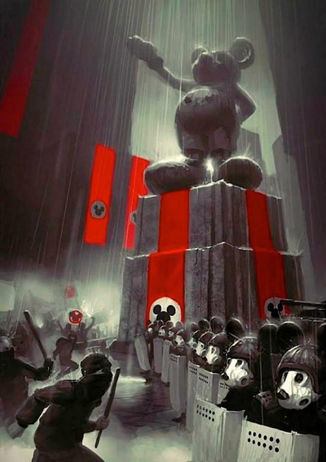 Câu chuyện về bản quyền của Spider-Man và thuyết âm mưu đáng sợ về công cuộc bành trướng thế lực của Disney - Ảnh 3.