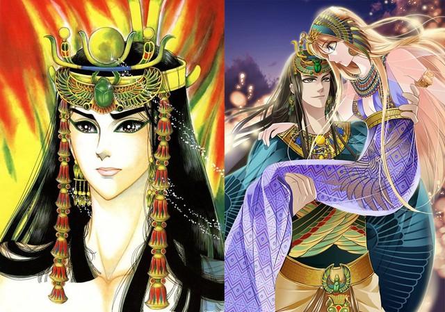 Manhua Sủng phi của Pharaoh đạo nhái Nữ hoàng Ai Cập: Điều gì khiến fan Việt bức xúc đến thế? - Ảnh 2.