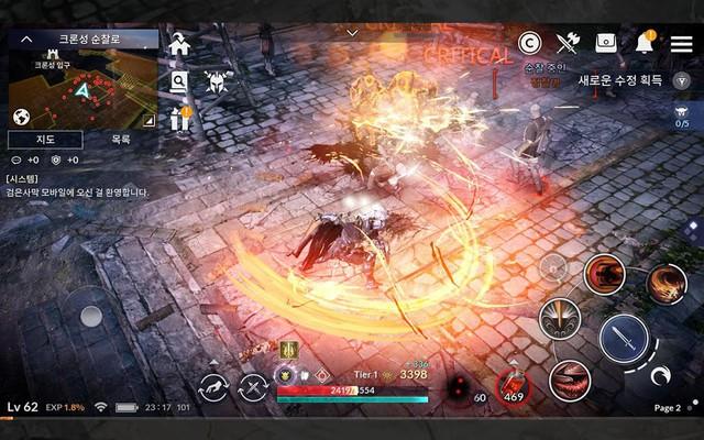 Bom tấn đồ họa tuyệt đẹp Black Desert Mobile hiện đã cho game thủ đăng ký trước bản tiếng Anh - Ảnh 3.