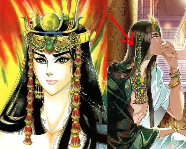 Manhua Sủng phi của Pharaoh đạo nhái Nữ hoàng Ai Cập: Điều gì khiến fan Việt bức xúc đến thế? - Ảnh 3.