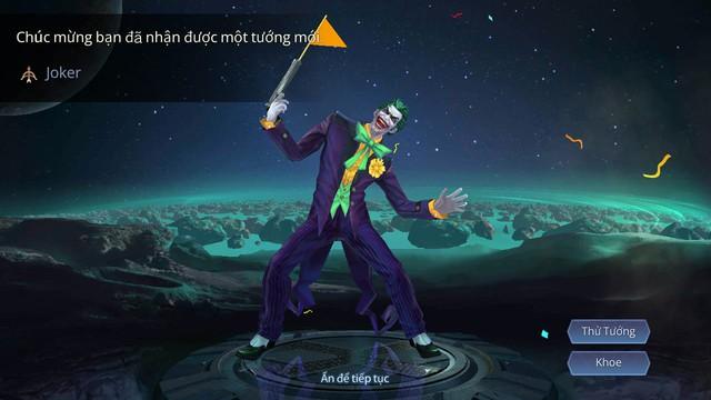Liên Quân Mobile: Game thủ đua nhau nhận FREE Joker và Wiro Sableng vì lý do cực bựa - Ảnh 2.