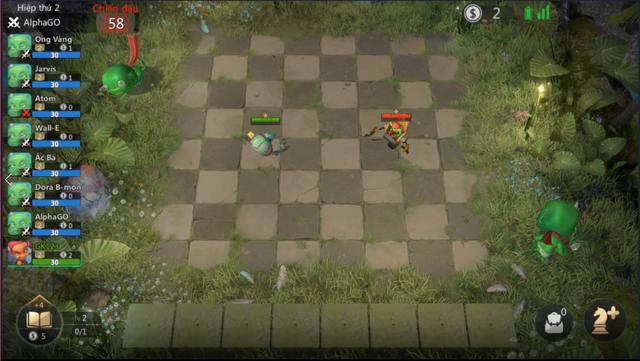 Trải nghiệm Auto Chess VN - Chiến thuật trên bàn cờ - Ảnh 3.