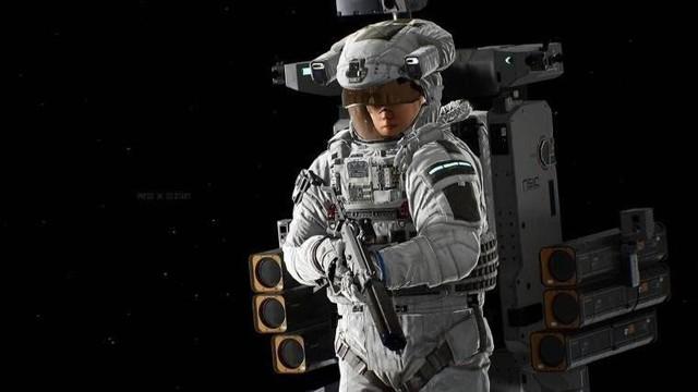 Game bắn súng bay nhảy ngoài không gian Boundary được hé lộ với đồ họa đẹp chết ngất - Ảnh 3.