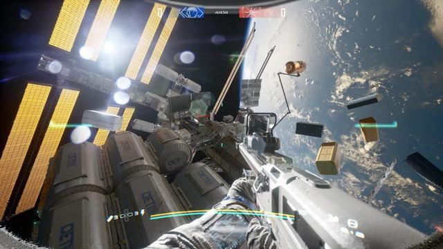 Game bắn súng bay nhảy ngoài không gian Boundary được hé lộ với đồ họa đẹp chết ngất - Ảnh 4.