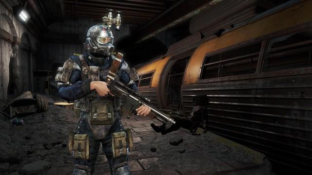 Dòng game hậu tận thế Metro sẽ được chuyển thể thành phim - Ảnh 4.
