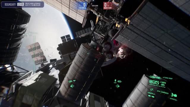 Game bắn súng bay nhảy ngoài không gian Boundary được hé lộ với đồ họa đẹp chết ngất - Ảnh 5.