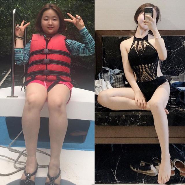 Hành trình lột xác sau khi giảm 28kg của cô gái đánh mất cả thanh xuân vì béo - Ảnh 6.
