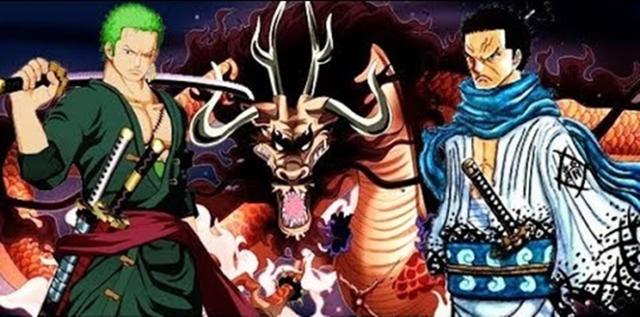 One Piece: Thánh Oda đã tìm ra cách đánh bại Kaido, mấu chốt nằm ở màn song kiếm hợp bích của Luffy và Zoro? - Ảnh 5.