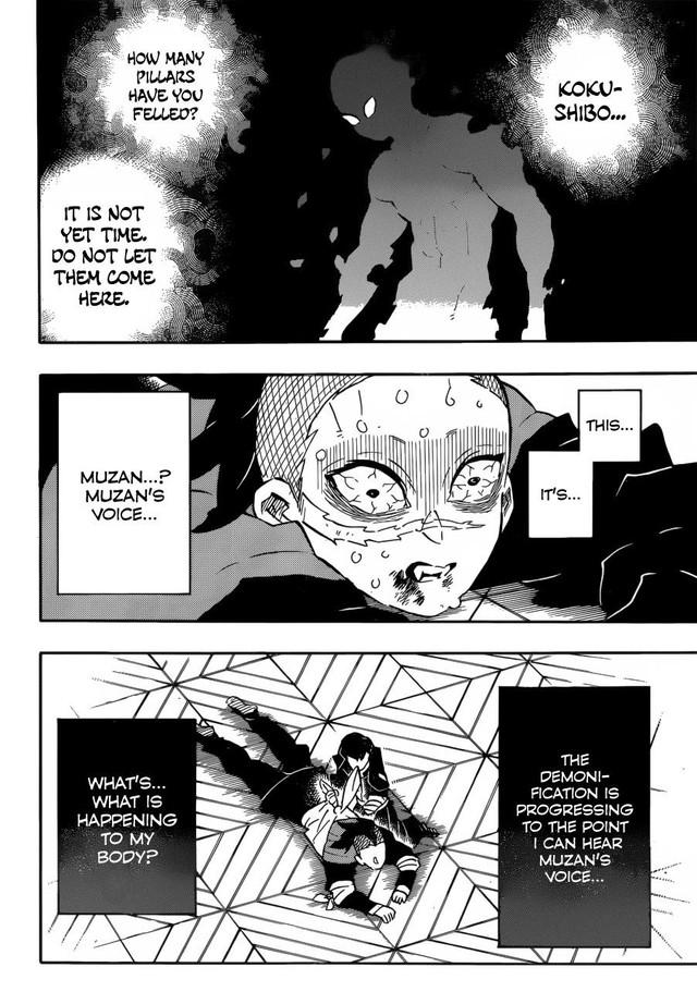 Kimetsu no Yaiba chương 171: Kokushibo vẫn chưa bị đánh bại, con đường thoát thân nào cho các Trụ cột còn lại? - Ảnh 2.