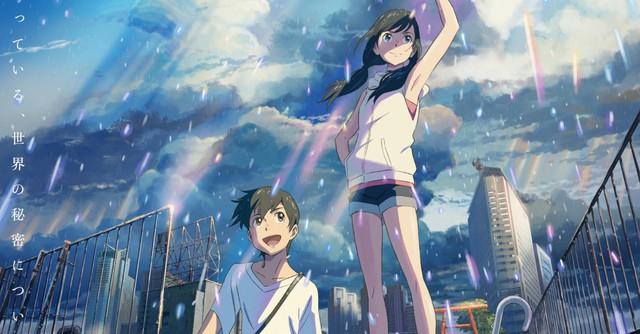Sau Your Name, tác phẩm mới của Shinkai Makoto sẽ đến với khán giả Việt Nam vào cuối tháng 8 này! - Ảnh 2.