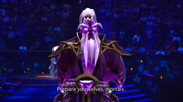 DOTA 2: Trầm trồ với cách giới thiệu tướng mới Void Spirit, hoành tráng y như cách xuất hiện của Thanos - Ảnh 3.