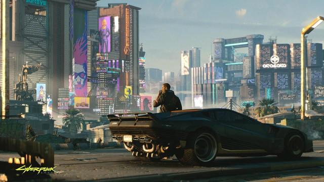 Hé lộ về độ rộng lớn của thế giới mở trong Cyberpunk 2077 - Ảnh 1.
