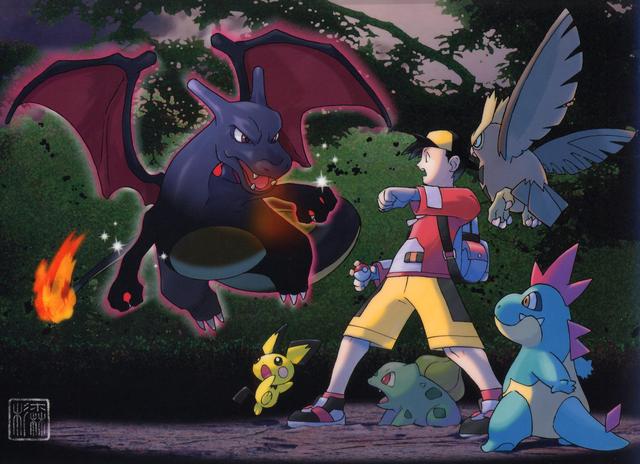 Shiny Pokemon và 7 sự thật fan cuồng 20 năm cũng chưa chắc đã biết! - Ảnh 1.