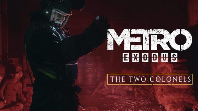Liên tục hốt bạc khi bỏ Steam sang Epic Games, Metro Exodus tiếp tục tung DLC mới - Ảnh 1.