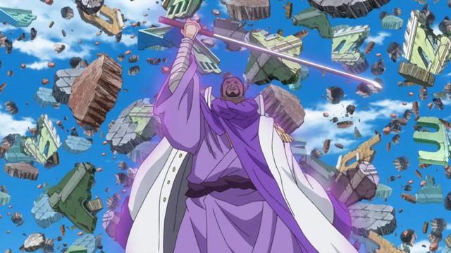 One Piece: Sở hữu trái ác quỷ siêu bá và 6 lý do khiến các đô đốc hải quân rất nguy hiểm - Ảnh 1.