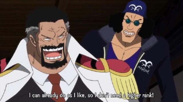 One Piece: Sở hữu trái ác quỷ siêu bá và 6 lý do khiến các đô đốc hải quân rất nguy hiểm - Ảnh 2.