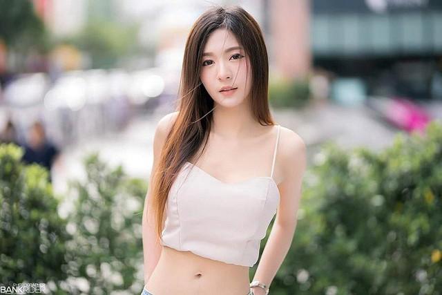 Gục ngã trước nhan sắc nóng bỏng của cô nàng hot girl xứ sở chùa Vàng - Ảnh 28.
