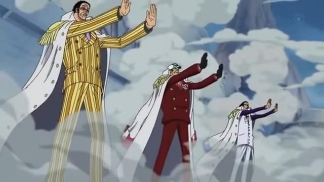 One Piece: Sở hữu trái ác quỷ siêu bá và 6 lý do khiến các đô đốc hải quân rất nguy hiểm - Ảnh 3.