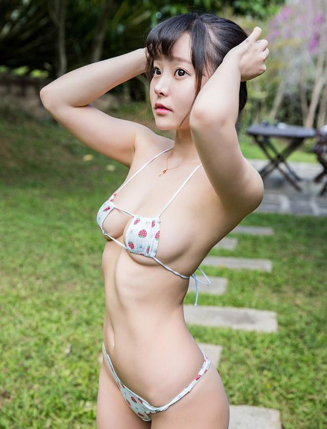 Hot girl mang biệt danh Bé con 7 tuổi, chỉ cao 1m60, nặng 39kg thế nhưng lại sở hữu số đo 3 vòng 87-54-85 - Ảnh 19.