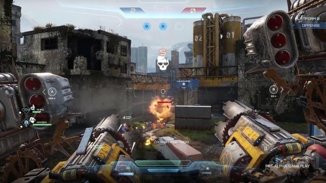 Game cứu thế giới đồ họa đẹp tuyệt Disintegration rục rịch mở thử nghiệm - Ảnh 1.