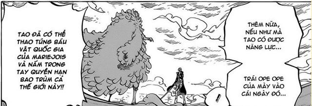 One Piece: Sức mạnh của Shanks và 20 bí ẩn vẫn chưa có lời giải đáp dù 2 thập kỉ đã trôi qua (Phần 1) - Ảnh 11.