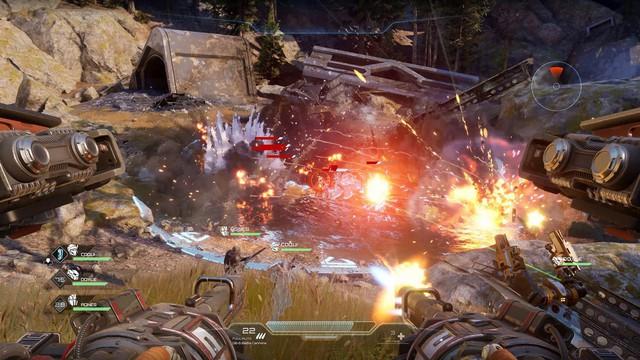 Game cứu thế giới đồ họa đẹp tuyệt Disintegration rục rịch mở thử nghiệm - Ảnh 2.