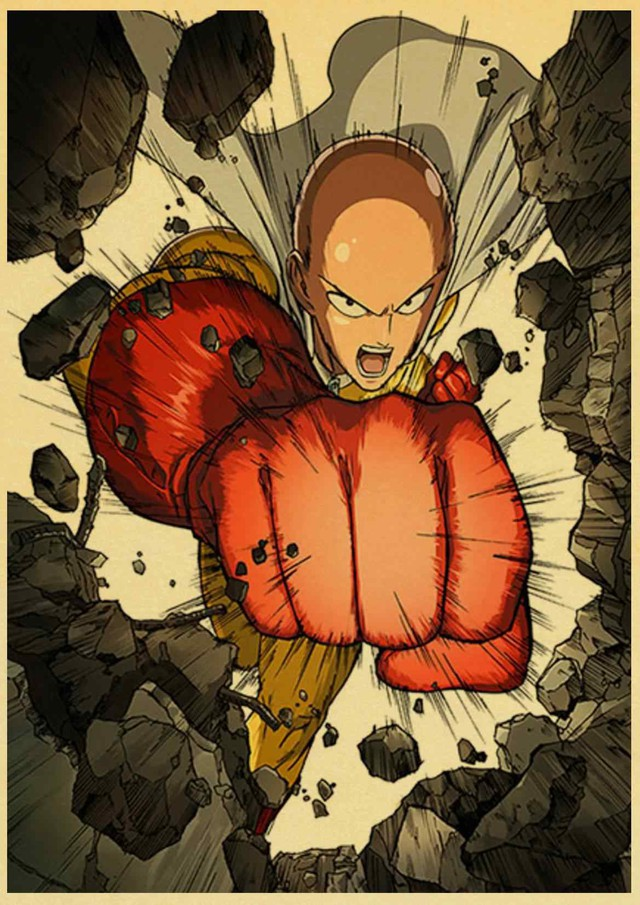 One Punch Man: Tại sao đa số nhân vật khác đều đánh giá quá thấp sức mạnh của Saitama? - Ảnh 3.