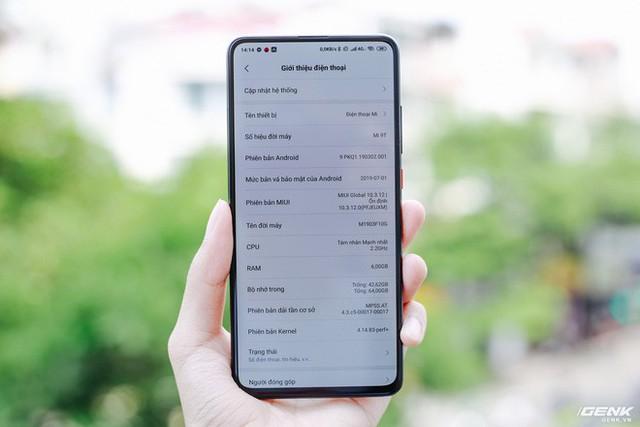 Đánh giá Xiaomi Mi 9T: Sự lựa chọn sáng giá trong phân khúc tầm trung - Ảnh 29.