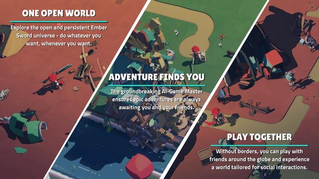 Ember Sword - Game nhập vai siêu tự do sắp mở cửa thử nghiệm - Ảnh 3.