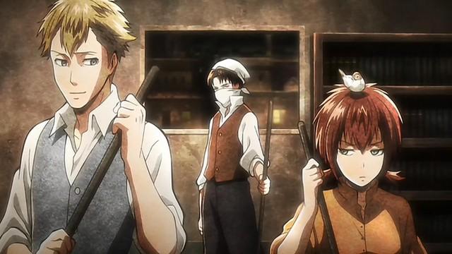 Attack on Titan: Lý do Levi quyết định tiêm dịch tủy Titan cho Armin chứ không phải Erwin - Ảnh 2.