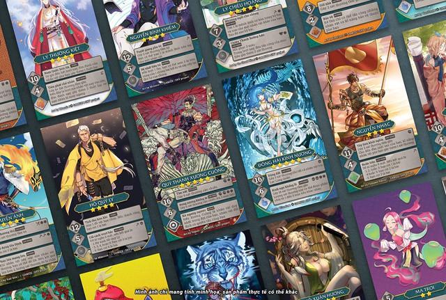 Tai tiếng phía sau Sử Hộ Vương - game thẻ bài gọi vốn bất thành của nữ sáng lập 5 điểm môn sử - Ảnh 2.