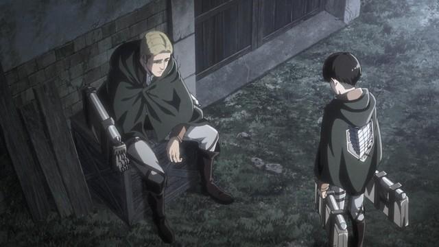 Attack on Titan: Lý do Levi quyết định tiêm dịch tủy Titan cho Armin chứ không phải Erwin - Ảnh 6.