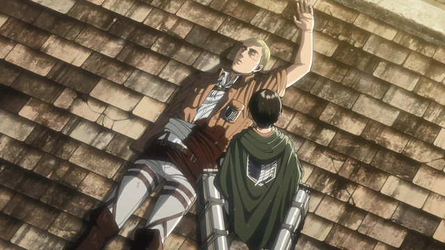 Attack on Titan: Lý do Levi quyết định tiêm dịch tủy Titan cho Armin chứ không phải Erwin - Ảnh 8.