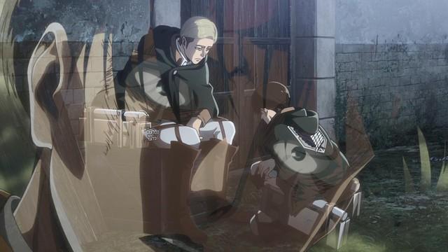 Attack on Titan: Lý do Levi quyết định tiêm dịch tủy Titan cho Armin chứ không phải Erwin - Ảnh 9.