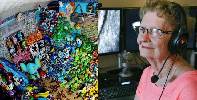 10 kỷ lục thế giới thú vị và kỳ lạ nhất liên quan đến game, trong đó có cụ bà Youtuber già nhất thế giới - Ảnh 1.