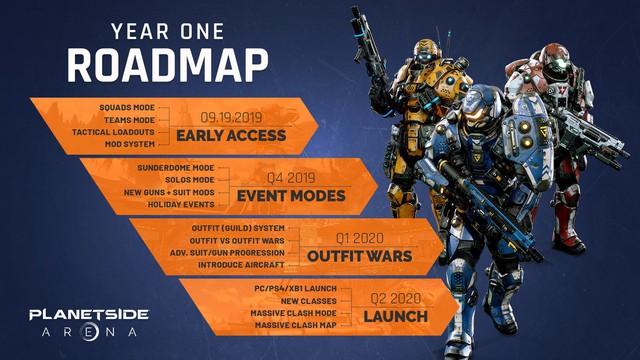 Tuyệt phẩm PlanetSide Arena sắp mở cửa: Battle royale 300 người bắn nhau siêu đỉnh - Ảnh 2.