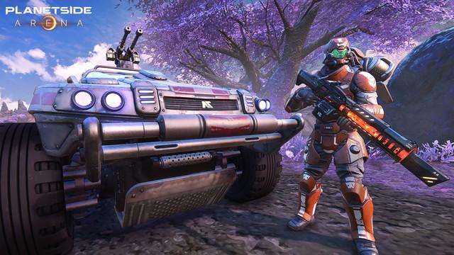 Tuyệt phẩm PlanetSide Arena sắp mở cửa: Battle royale 300 người bắn nhau siêu đỉnh - Ảnh 4.