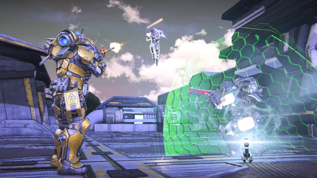 Tuyệt phẩm PlanetSide Arena sắp mở cửa: Battle royale 300 người bắn nhau siêu đỉnh - Ảnh 5.