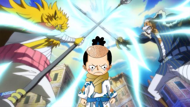 One Piece: Ame-no-Habakiri có liên quan gì đến thanh kiếm giết Yamata-no-Orochi trong truyền thuyết? - Ảnh 3.