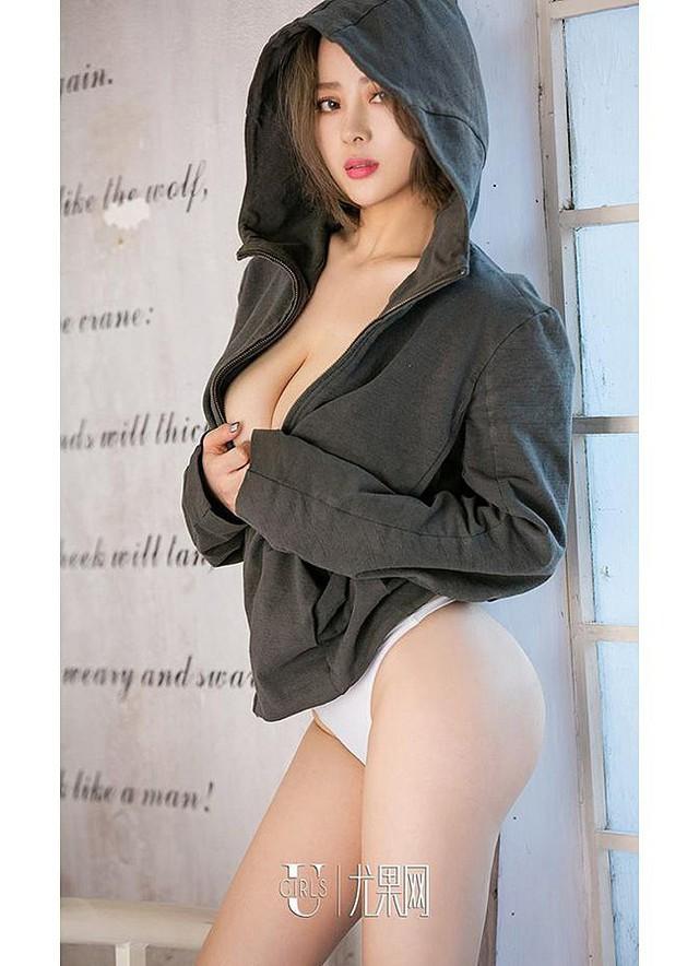 Cận cảnh gái xinh mới nổi xứ Trung, nổi tiếng với vòng một phồn thực 95cm - Ảnh 7.