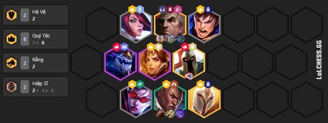 Đấu Trường Chân Lý: Những đội hình siêu mạnh khi kết hợp với Pantheon  - Ảnh 1.
