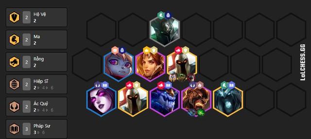 Đấu Trường Chân Lý: Những đội hình siêu mạnh khi kết hợp với Pantheon  - Ảnh 3.