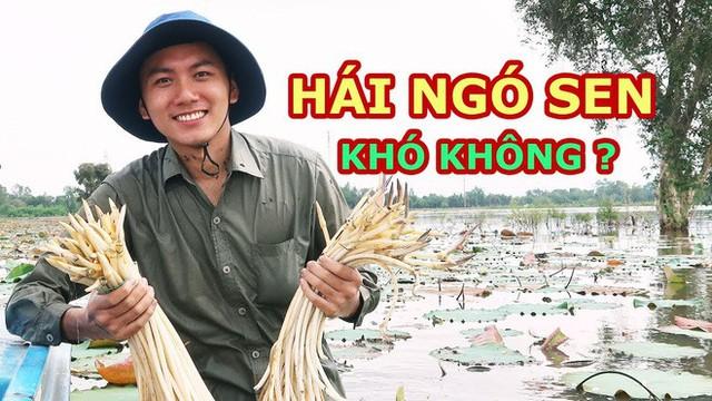 5 kênh du lịch - ẩm thực hot nhất miền Tây: Khoai Lang Thang sắp đạt nút vàng, một YouTuber trẻ tuổi khác đã làm được điều đó từ lâu - Ảnh 16.