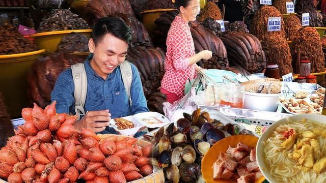 5 kênh du lịch - ẩm thực hot nhất miền Tây: Khoai Lang Thang sắp đạt nút vàng, một YouTuber trẻ tuổi khác đã làm được điều đó từ lâu - Ảnh 17.
