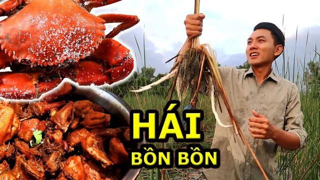 5 kênh du lịch - ẩm thực hot nhất miền Tây: Khoai Lang Thang sắp đạt nút vàng, một YouTuber trẻ tuổi khác đã làm được điều đó từ lâu - Ảnh 18.